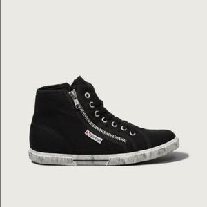 SUPERGAS High Top Sneakers